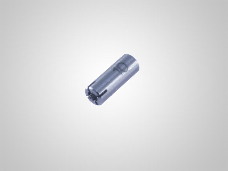 Tiefenanschlag für Interim-Implantat