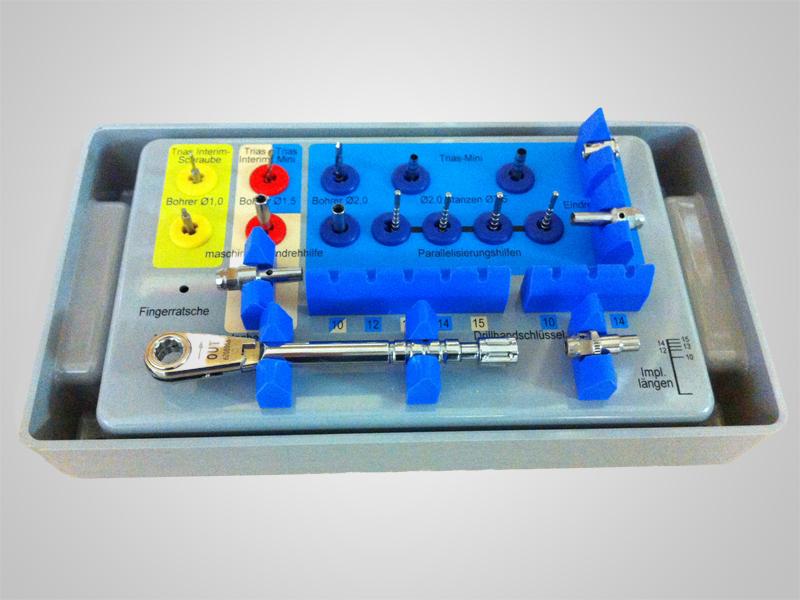 Trias Mini-OP-Tray Starter-Set