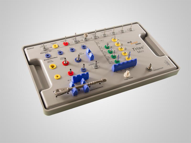 Trias Mini-OP-Tray Komplett-Set