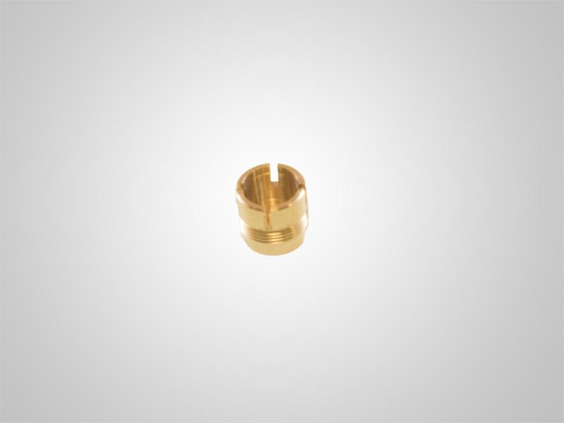 Gold-Kappe für Konuis-Pfosten