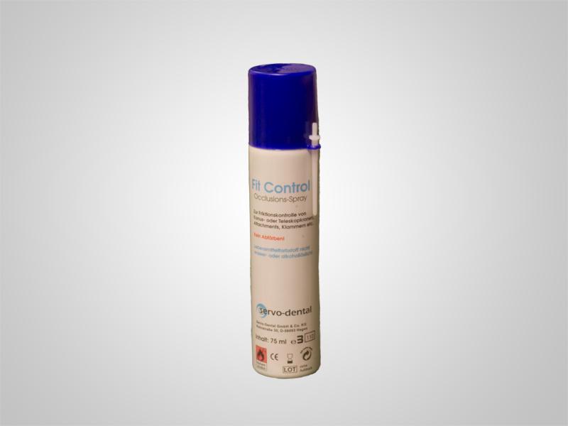 Fit Control Okklusionsspray Blau