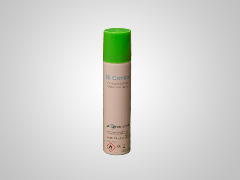Fit Control Okklusionsspray Grün