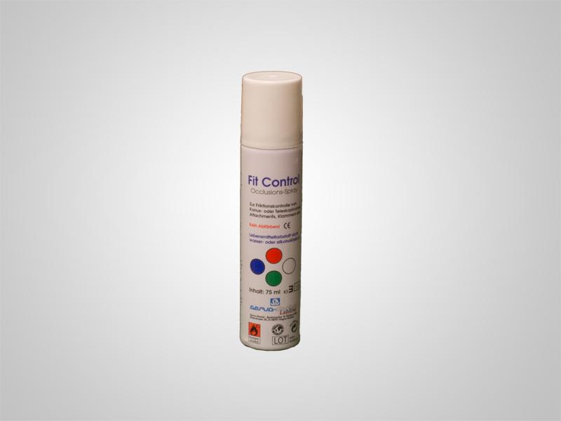 Fit Control Okklusionsspray Weiß