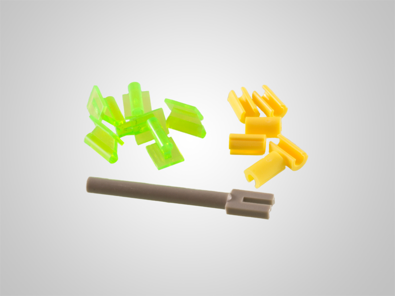 ROD-Attachment Free komplett inkl. Parallelhalter