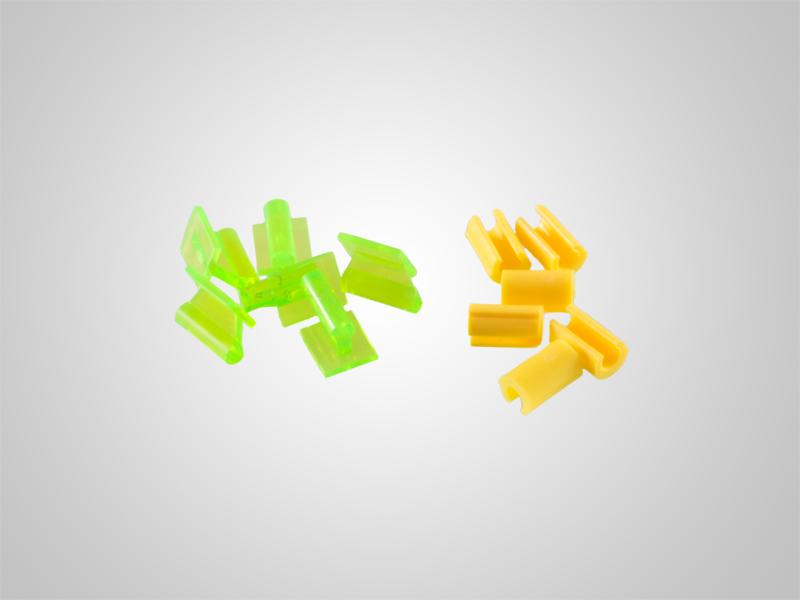 ROD-Attachment Free komplett ohne Parallelhalter 6 Stück oder 50 Stück