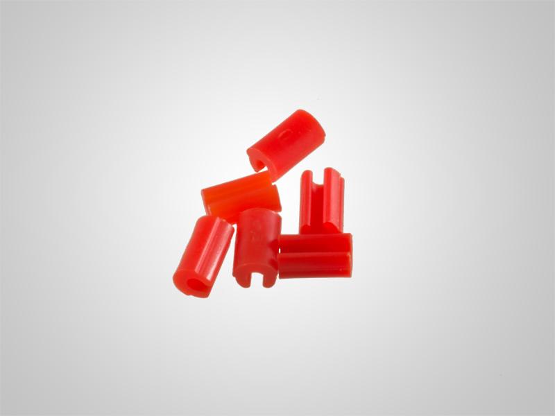 Universalreiter rot Innendurchmesser 1,5 mm 6 Stück oder 50 Stück