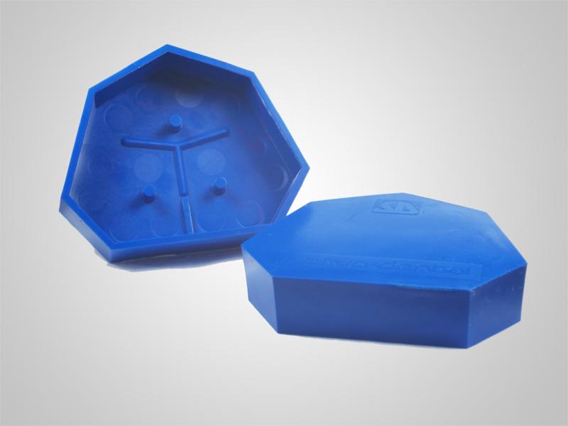 Modellstecksystem Sockler Oberkiefer klein