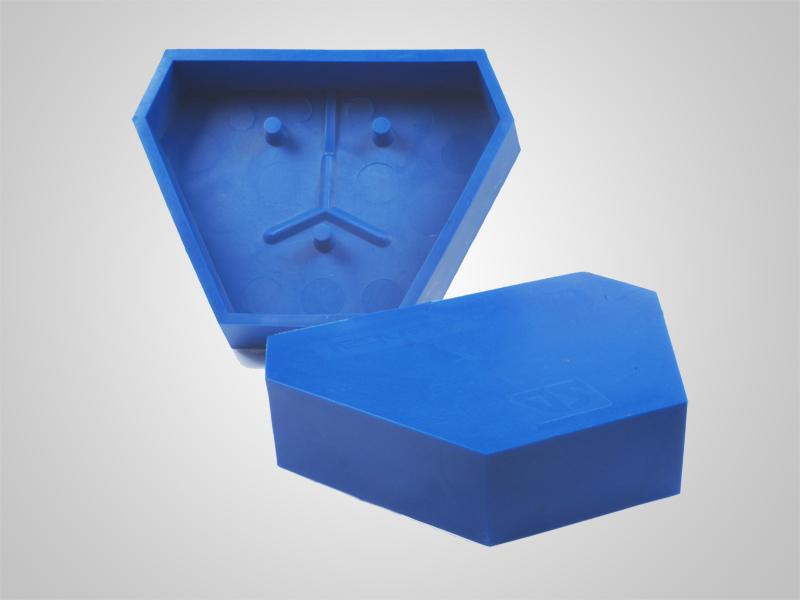 Modellstecksystem Sockler Unterkiefer klein