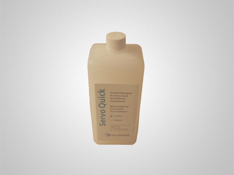Servo-Quick 1l Anmischflüssigkeit