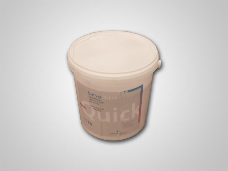 Servo-Quick Anmischpulver 10kg Eimer