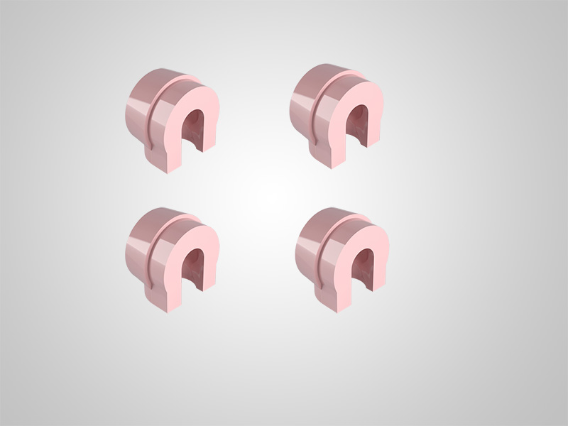 KAV Matrizen rosa für INOX-Gehäuse