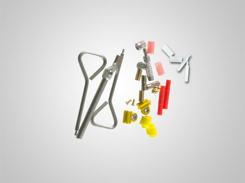 SNAP-SLOT-Riegel Starterset PT/IR